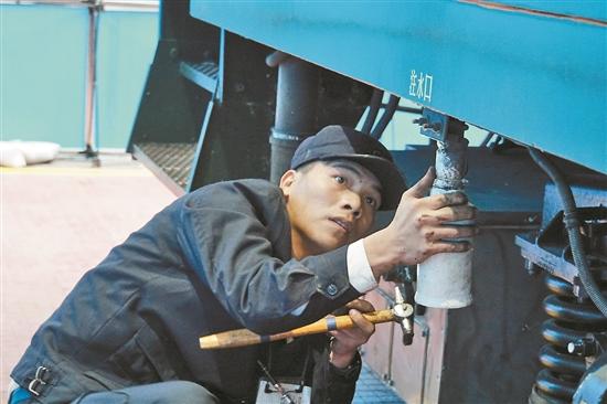 全国铁路机辆系统客车职业技能竞赛在昆举行
