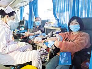 昆明启动第六届公务员无偿献血月活动